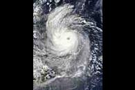 Typhoon Ketsana (20W), off the Philippine Islands