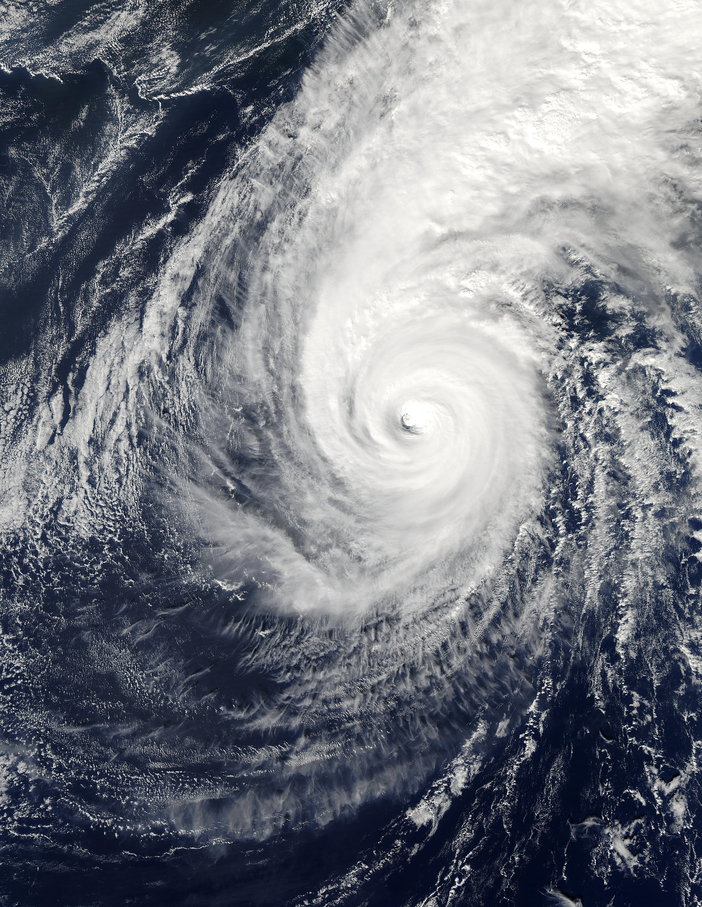 Typhoon Parma (21W), north of the Mariana Islands - related image preview