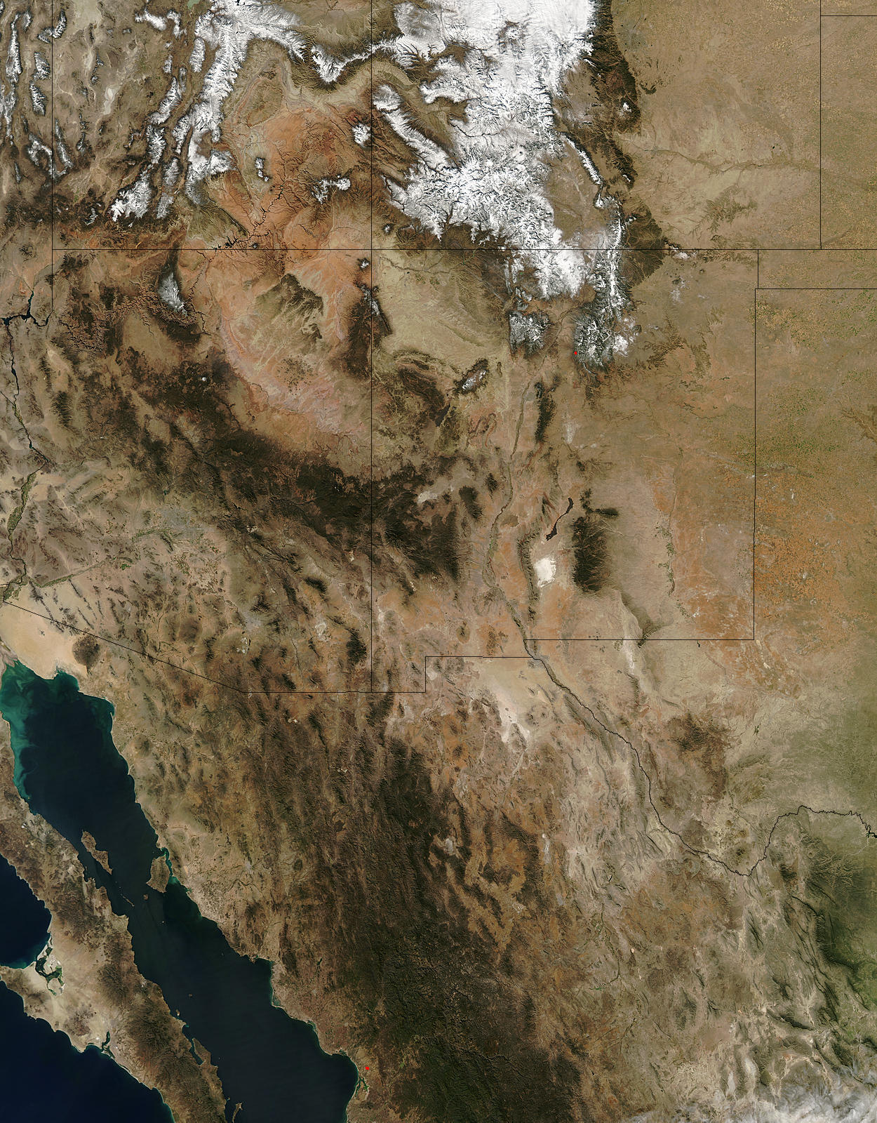 Southwestern United States - related image preview