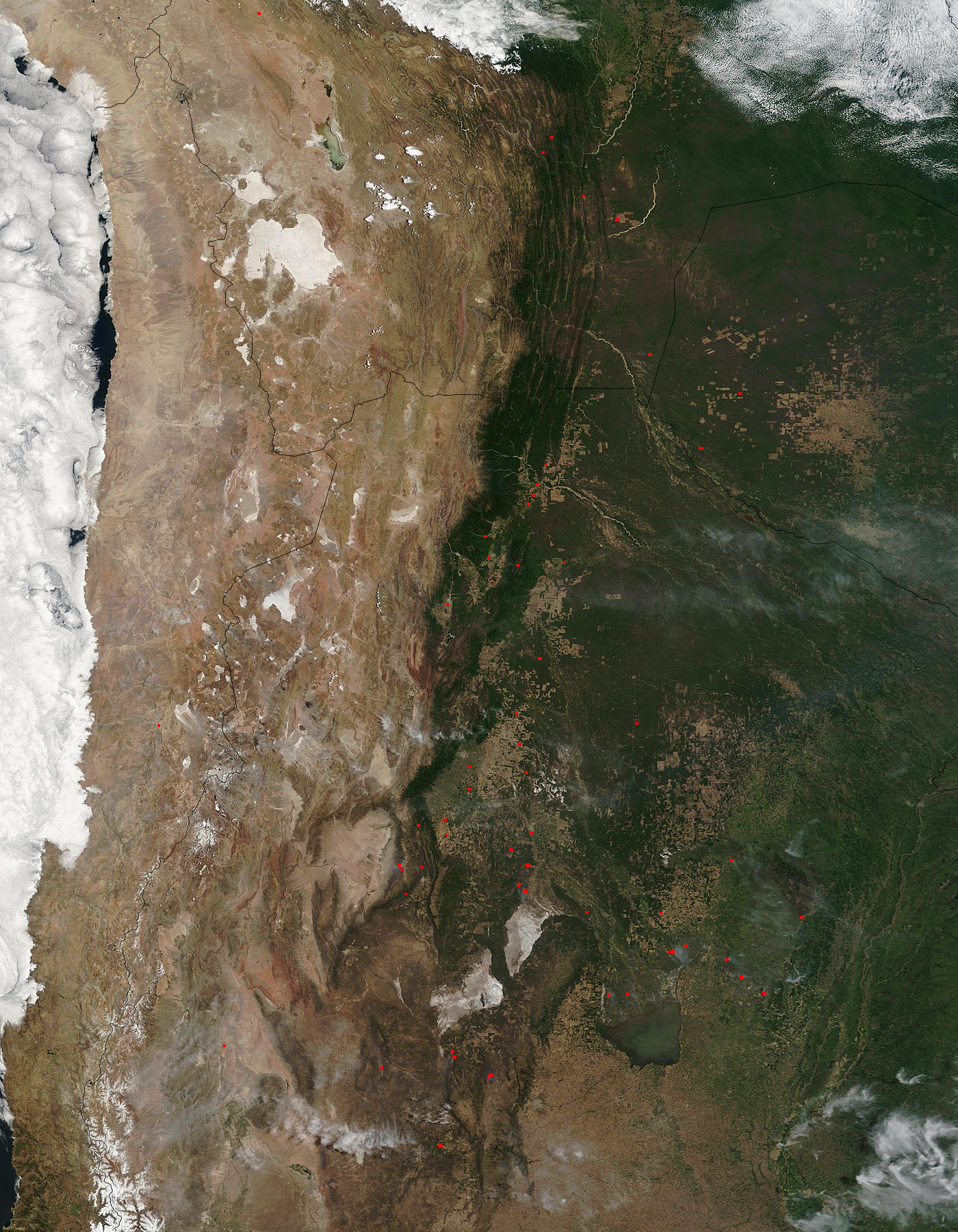Central South America - related image preview