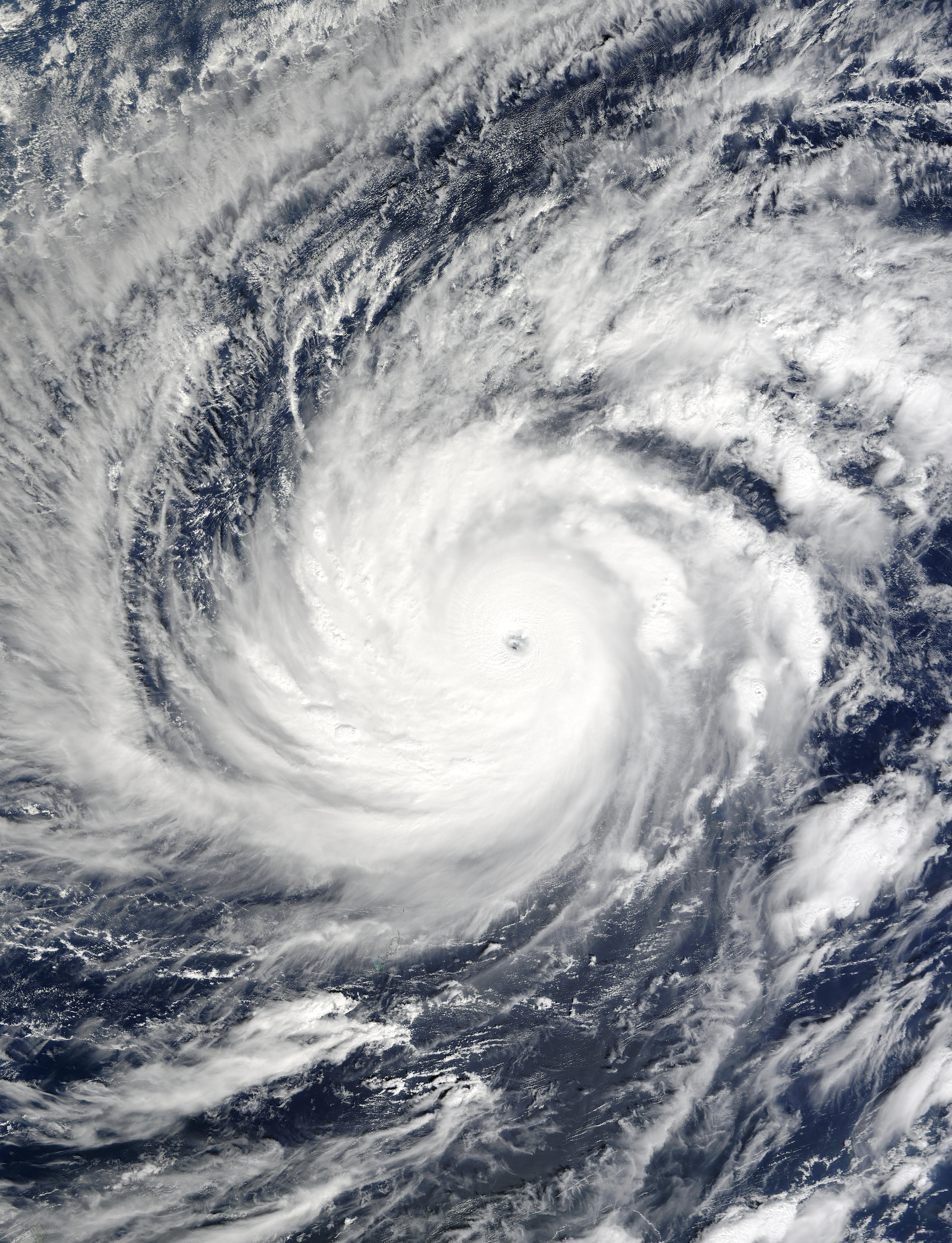 Super Typhoon Lupit (26W) west of the Philippine Islands - related image preview