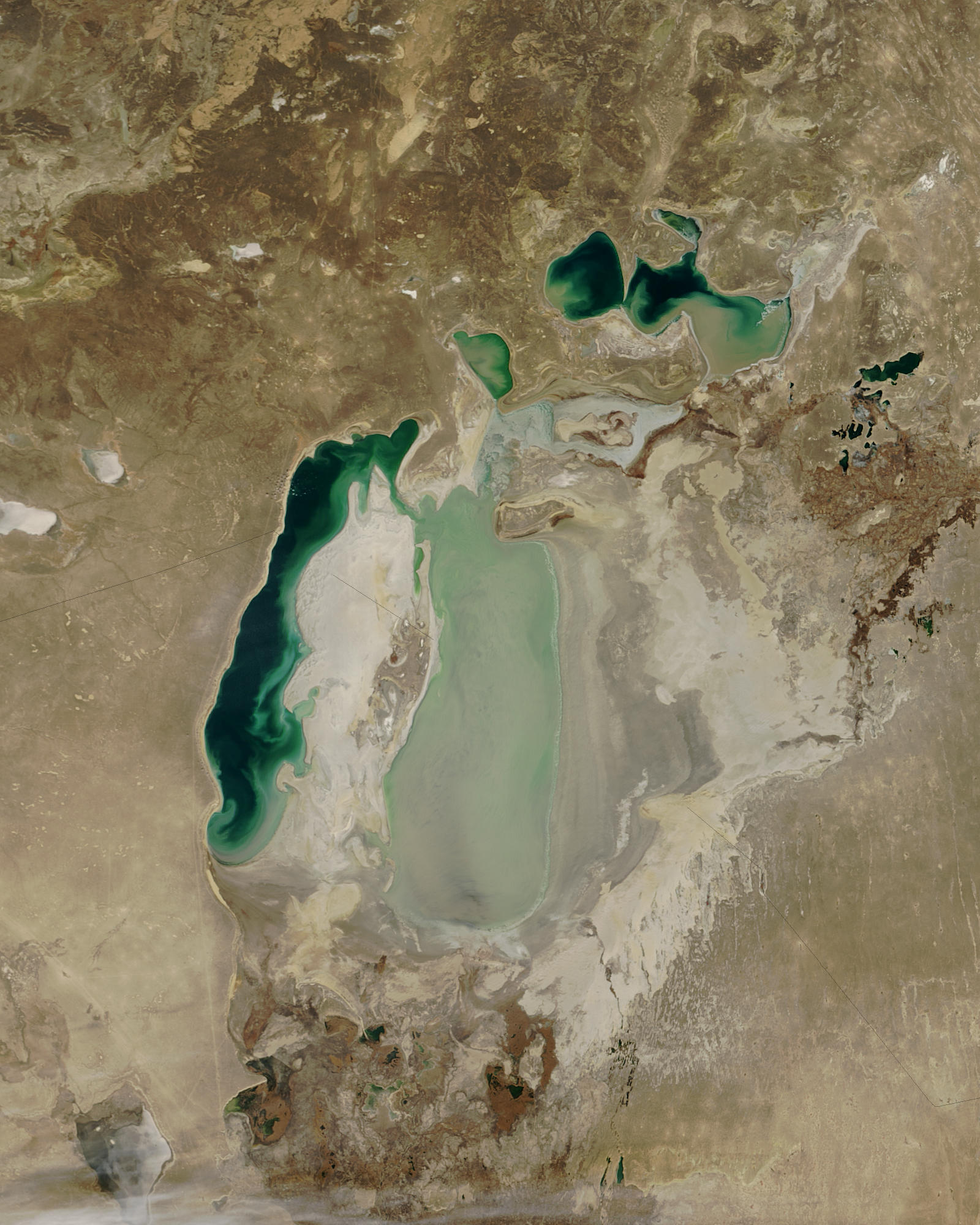 Aral Sea - related image preview