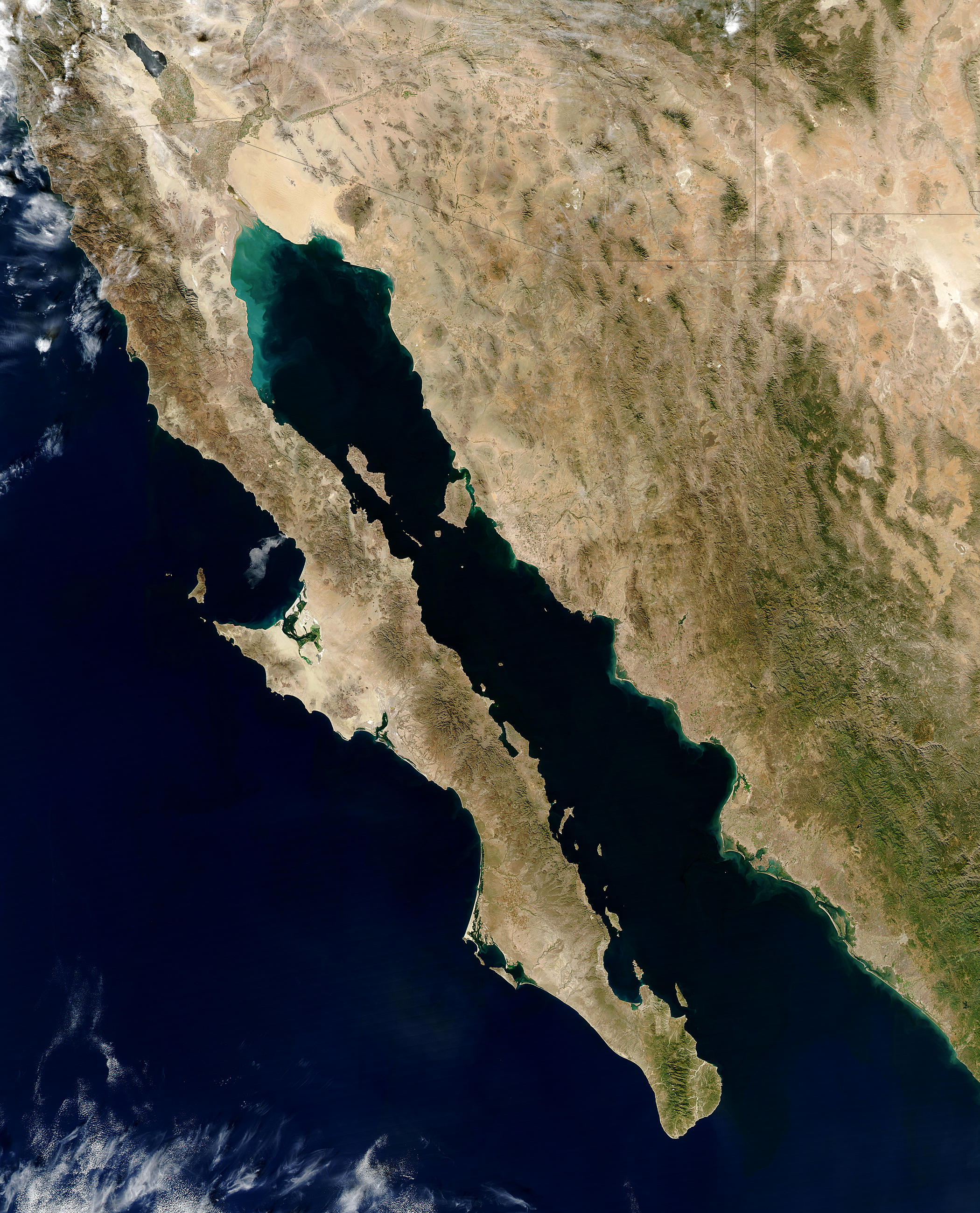 Gulf of California - related image preview