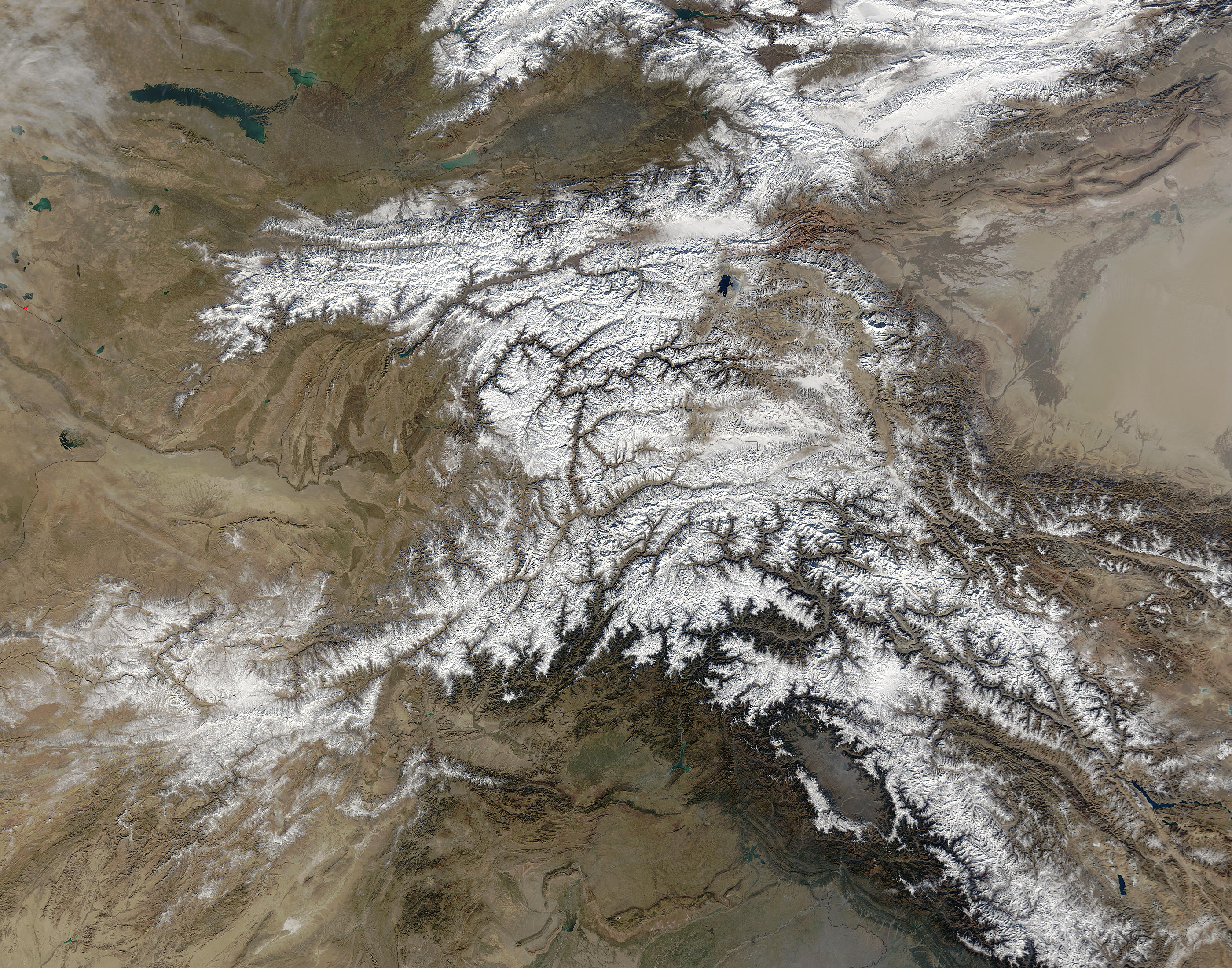 The Hindu Kush - related image preview