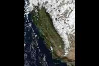 Floods in California