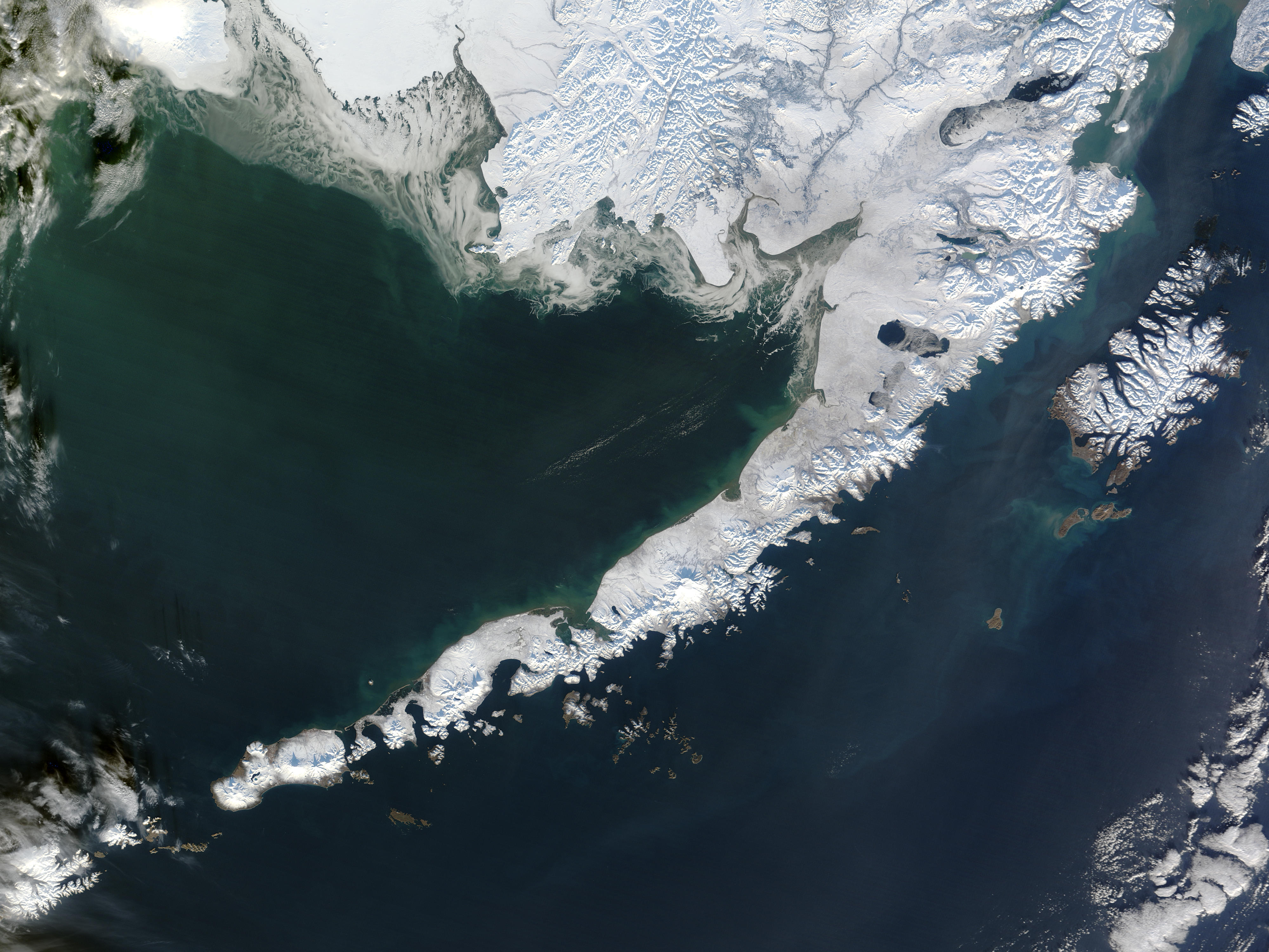 The Aleutian Islands, Alaska - related image preview