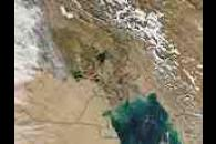Persian Gulf (before floods)