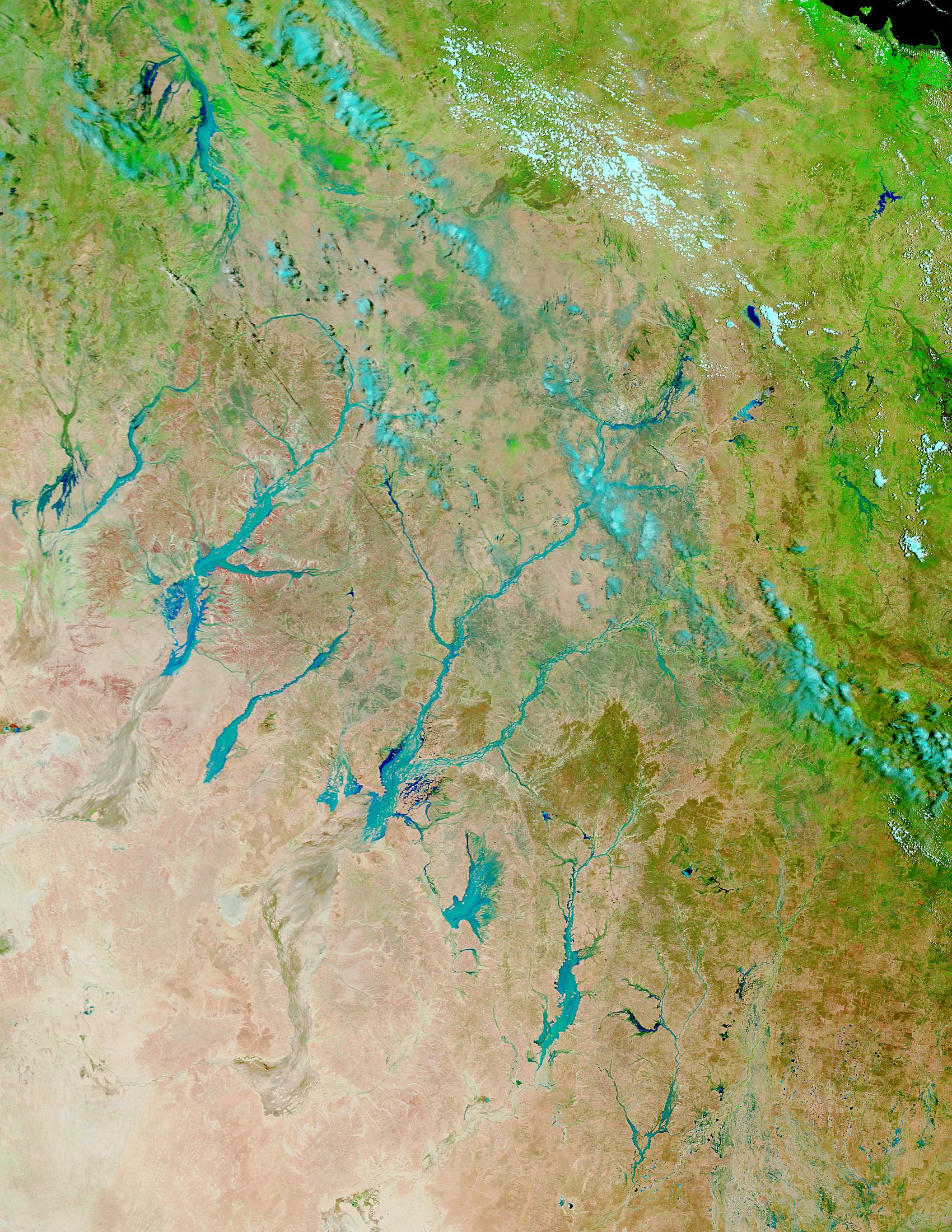 Floods in Queensland, Australia - related image preview