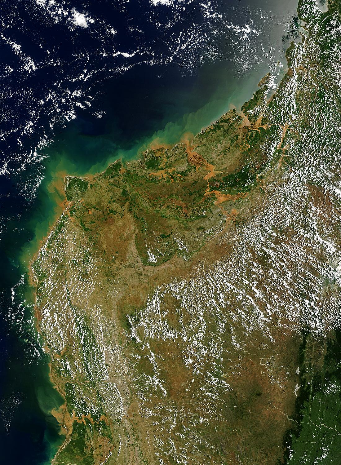 Floods in Madagascar - related image preview