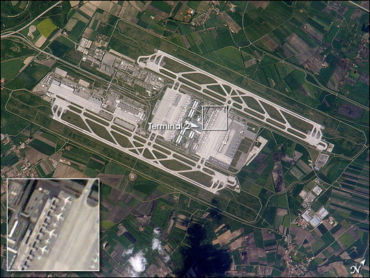 Munich International Airport, Germany - related image preview