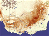 Drought in Southeastern Australia