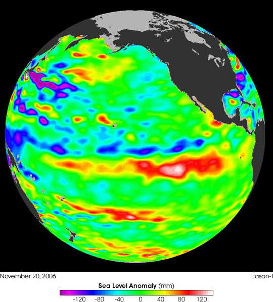 Another Kelvin Wave Strenghtens El Nino