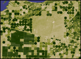 Irrigation and Land Surface Temperature in Oregon - selected image
