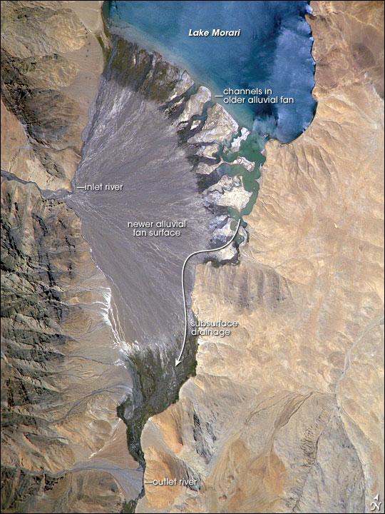 Lake Morari, Tibet