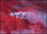 Fires in Alpine National Park, Victoria