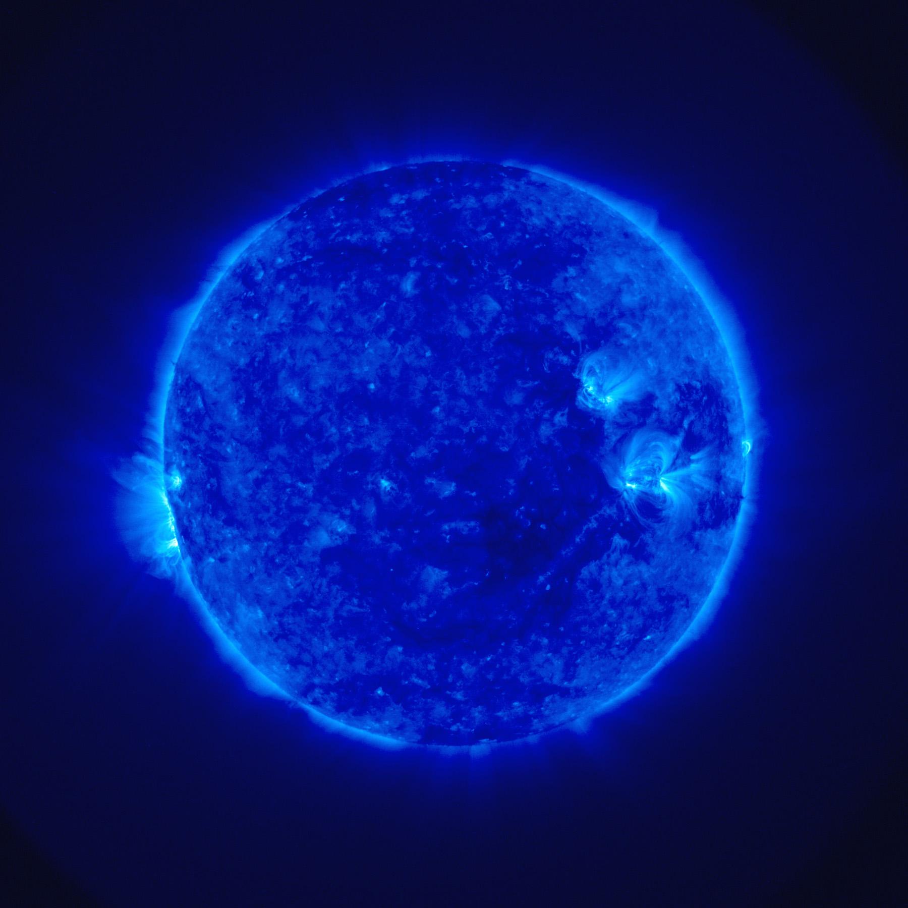 ...с Солнцем при помощи комплекса NASA Solar Terrestrial Relations Observatory (STEREO).