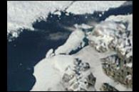 Ayles Ice Shelf, Ellesmere Island