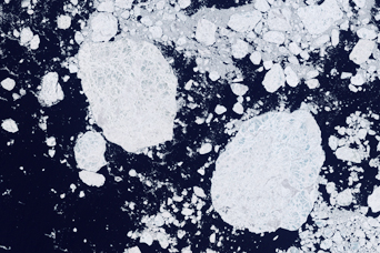 Detailed View of Arctic Sea Ice - related image preview