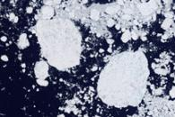 Detailed View of Arctic Sea Ice