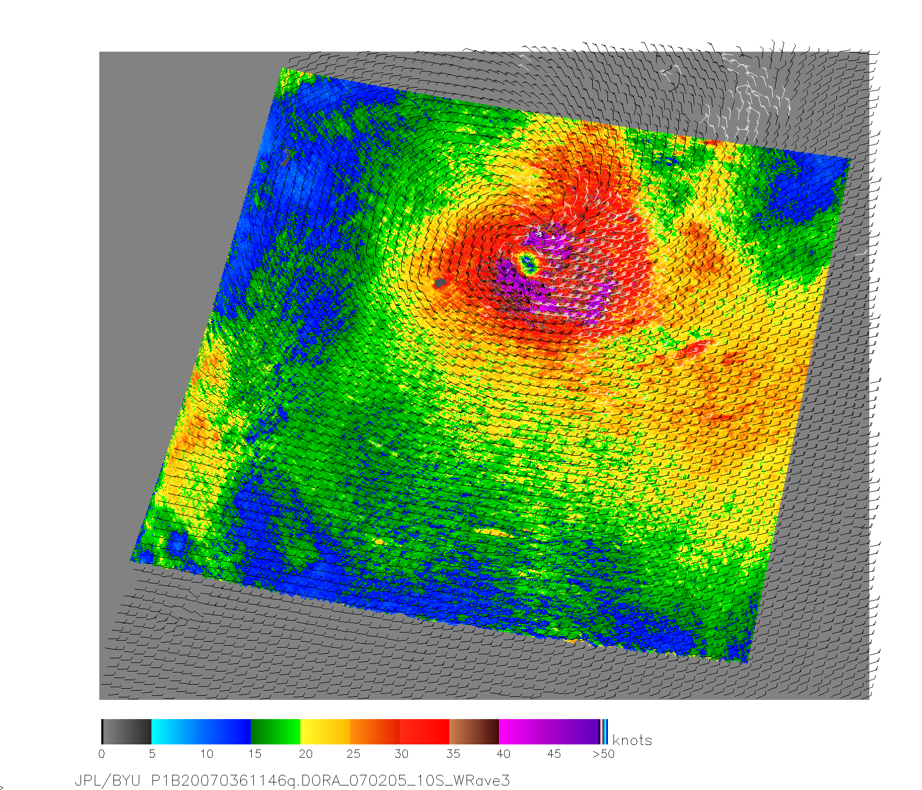Tropical Cyclone Dora - related image preview