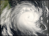Tropical Cyclone Favio