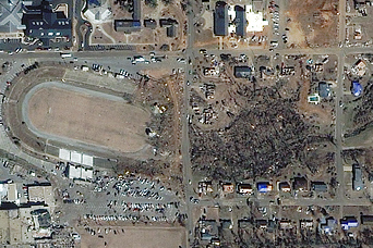 Tornadoes Strike Enterprise, Alabama - related image preview