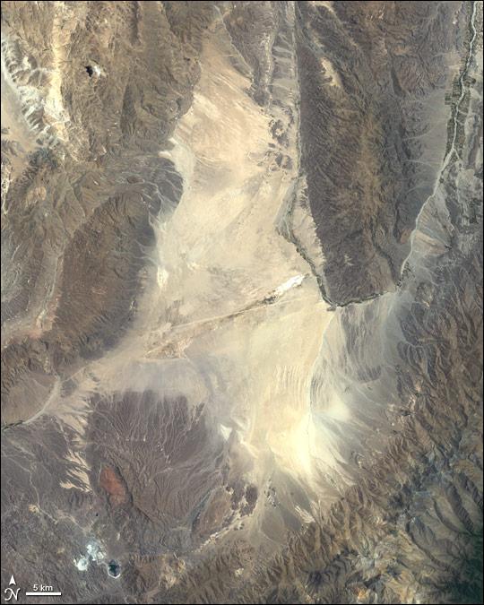 Bolton de Pipanaco, Argentina