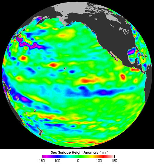 El Nino May Be Morphing to La Nina