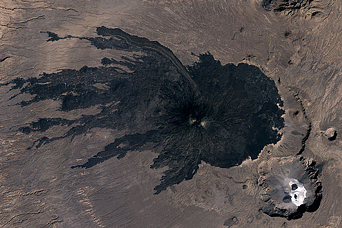 Tarso Tousside Volcano, Northern Chad - related image preview