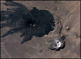 Tarso Tousside Volcano, Northern Chad - selected image
