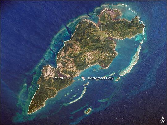 Guanaja Island, Honduras
