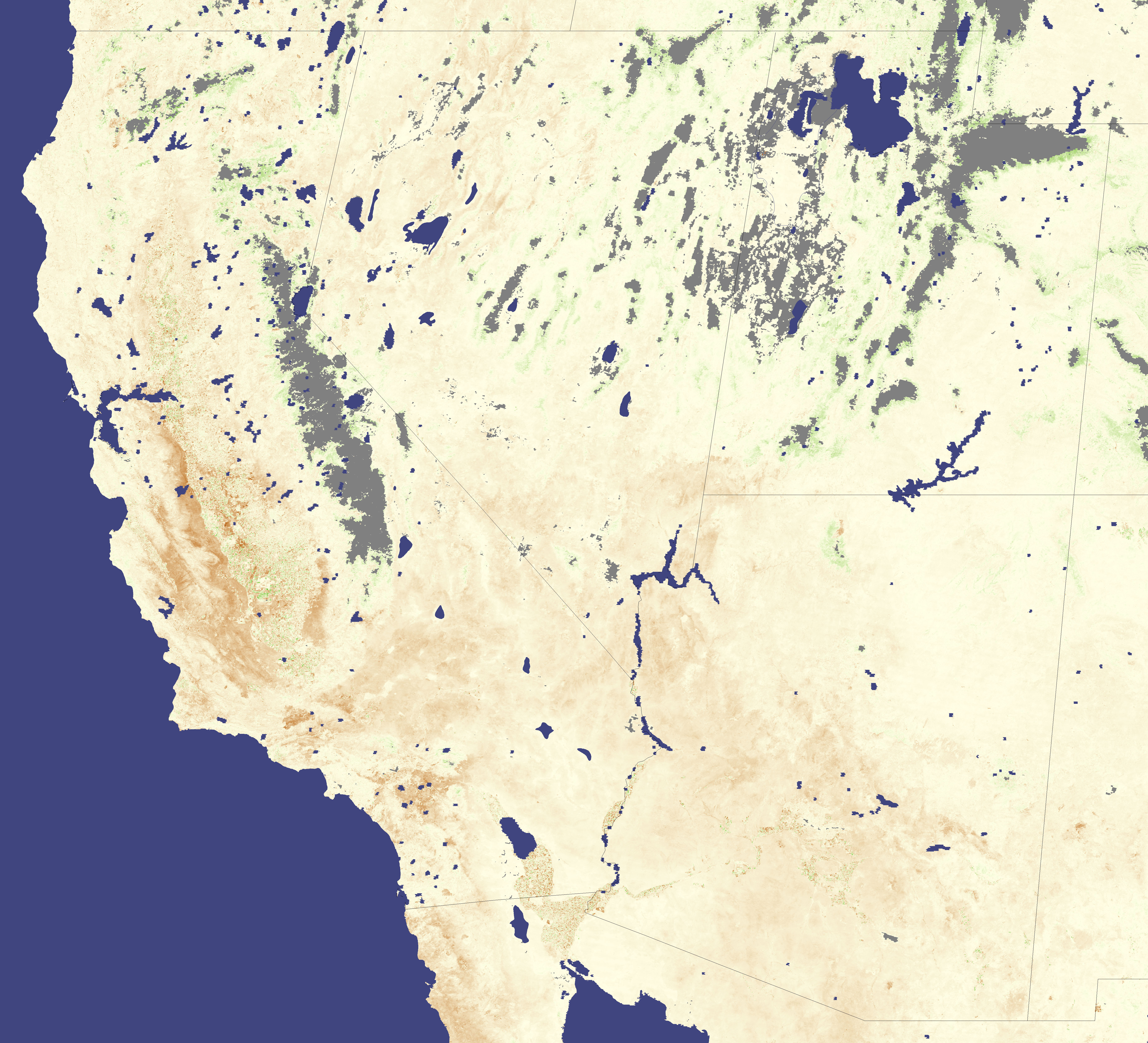 Drought in Southwestern United States