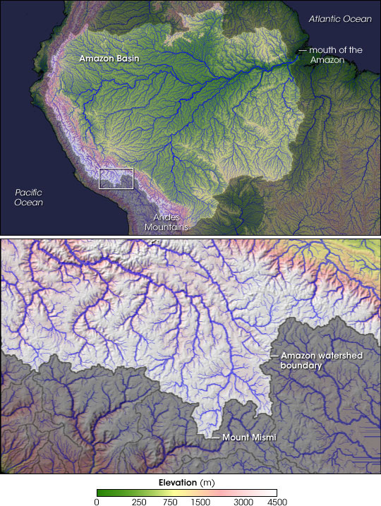 Source of the Amazon River - related image preview