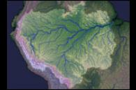Source of the Amazon River
