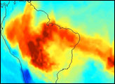 Global Carbon Monoxide in September 2005
