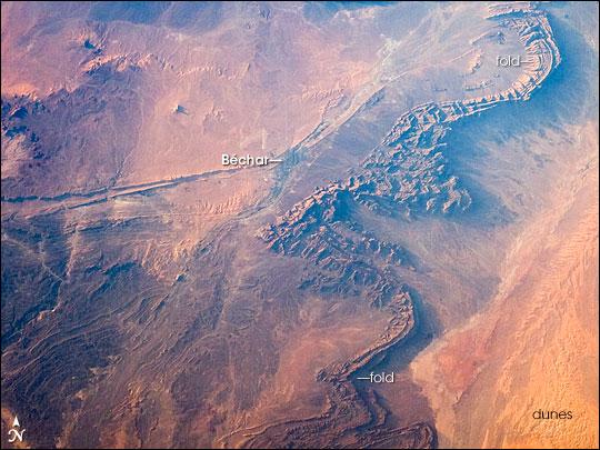 Bechar Basin, Algeria