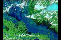 Monsoon Floods Inundate Eastern India