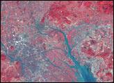 Urbanization of the Pearl River Delta