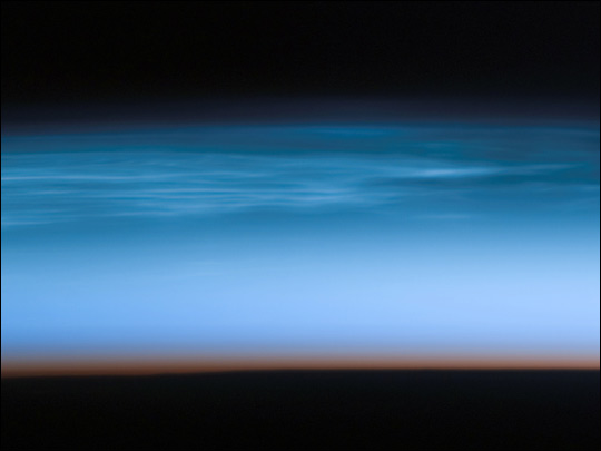 Polar Mesospheric Clouds