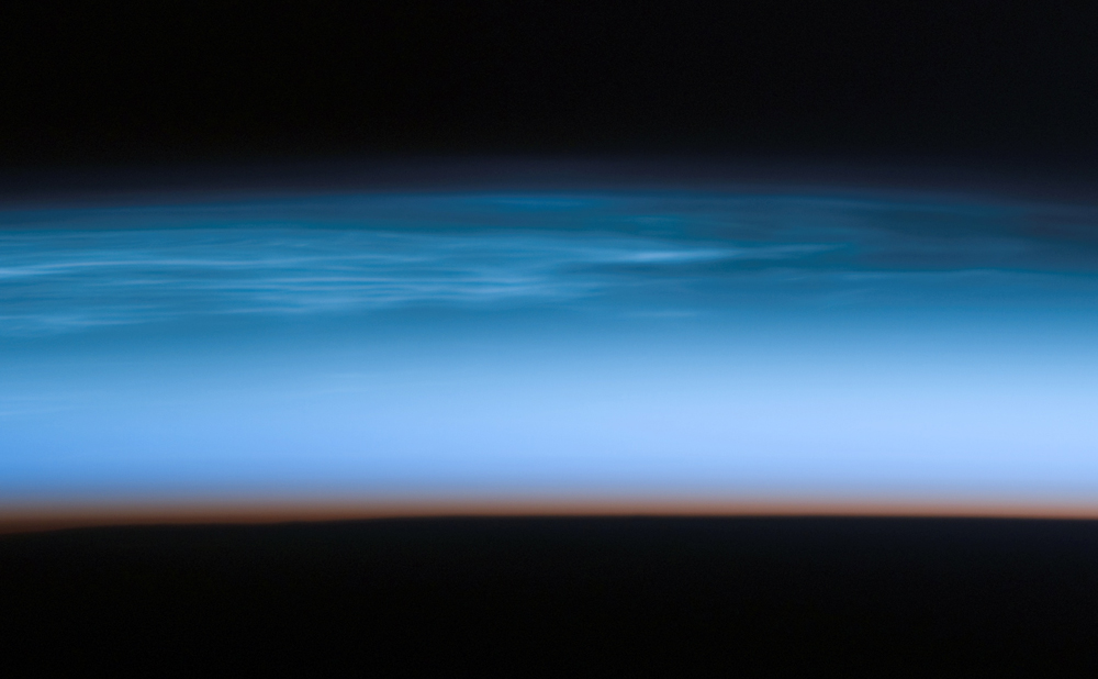 Polar Mesospheric Clouds - related image preview