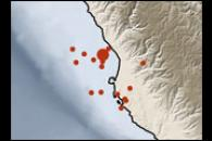 Magnitude 8.0 Earthquake off the Coast of Peru