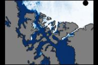 Northwest Passage Nearly Open