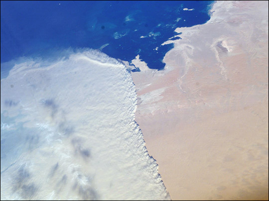 Massive Sandstorm in Qatar - related image preview