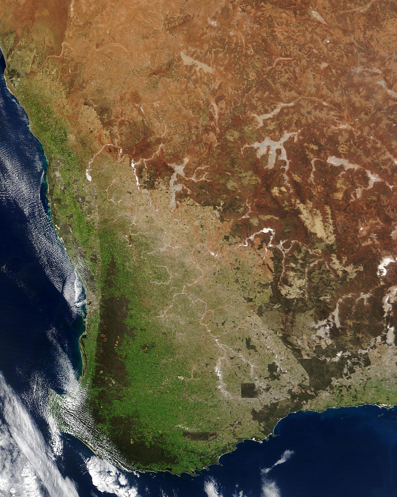 Drought conditions in Southwest Australia - related image preview