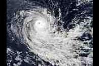 Tropical Cyclone Oscar, eastern Indian Ocean