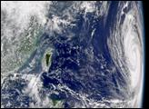Typhoon Songda - selected image