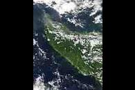 Northern Sumatra, Indonesia (before tsunami)