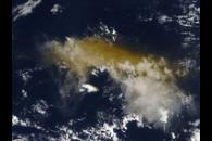 Eruption of Karthala Volcano