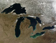 The Great Lakes - selected image