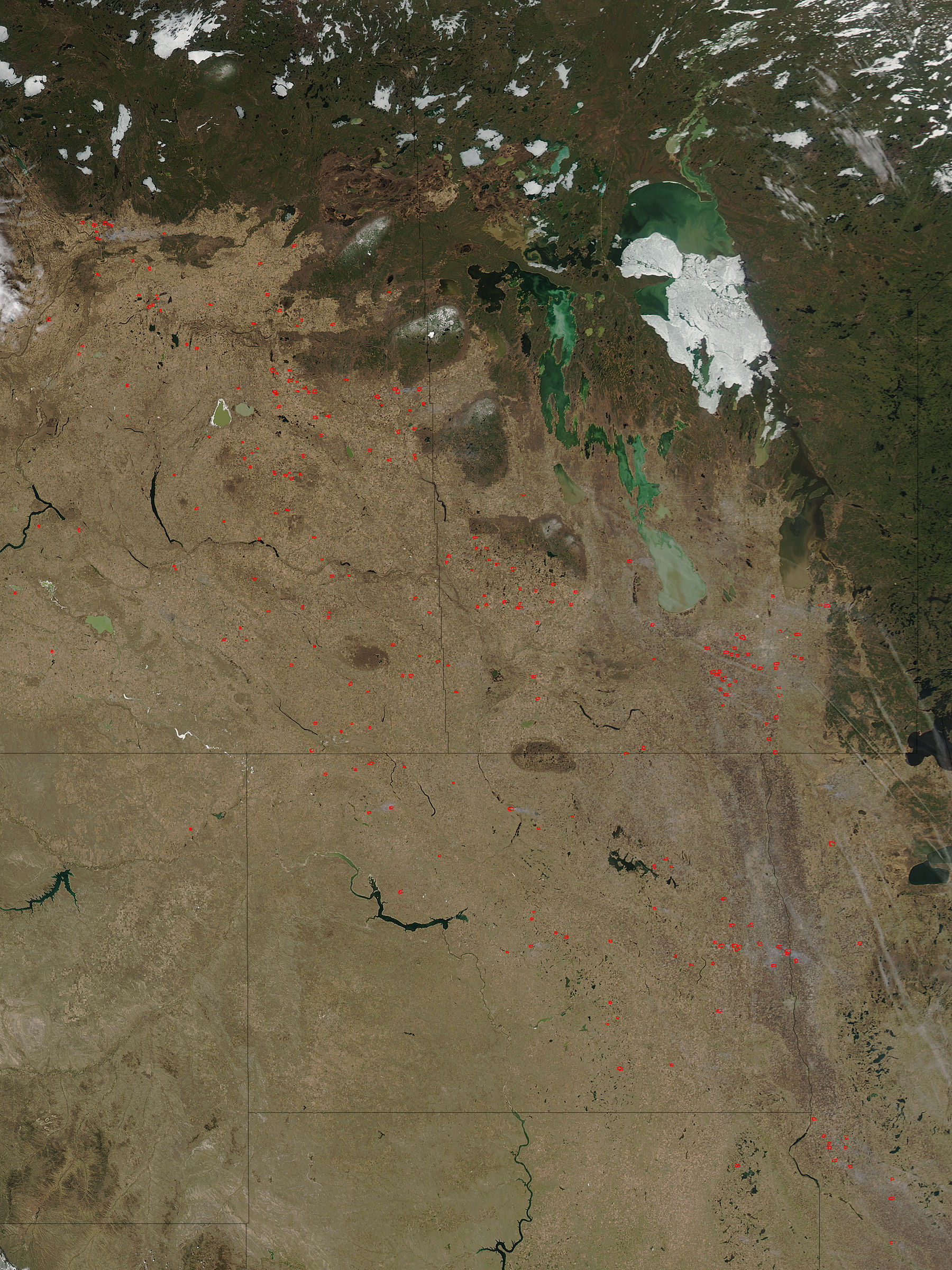 Northern Great Plains - related image preview